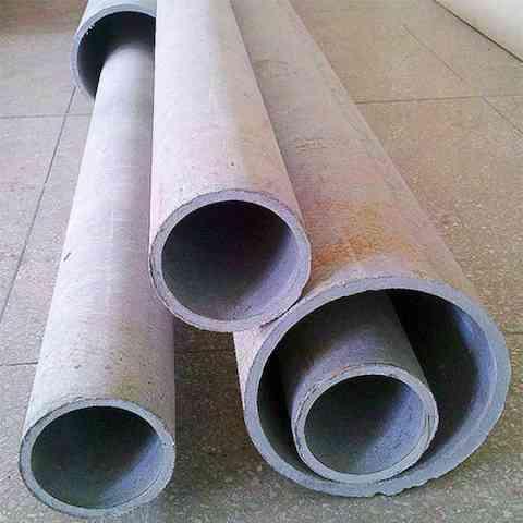 Асбестоцементные трубы как альтернатива металлическим