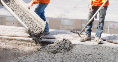 Как готовить бетон