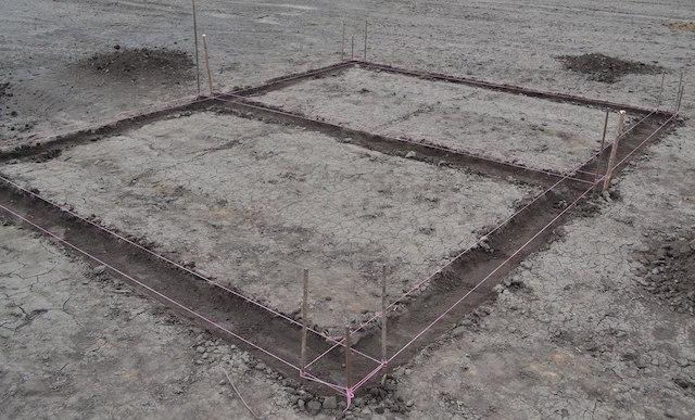 Ленточный фундамент для малоэтажного строительства