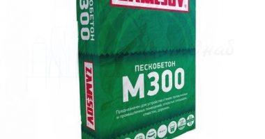 Смесь м300 Zamesov