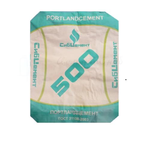Цемент Липецкий  М500-Д20 мешок 45 кг