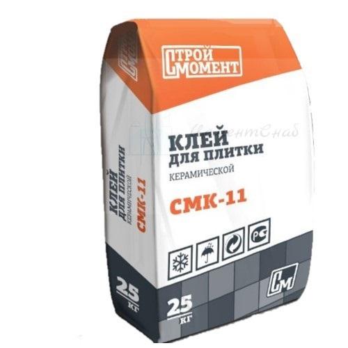 Клей для керамической плитки СМК 11