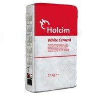 Белый цемент Holcim