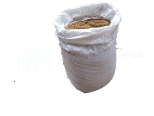 Песок фасованный в мешки