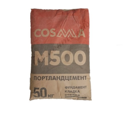 Цемент Cosma М500 мешок 50 кг
