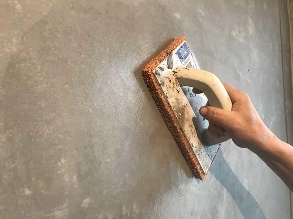 Выравнивание бетонных поверхностей